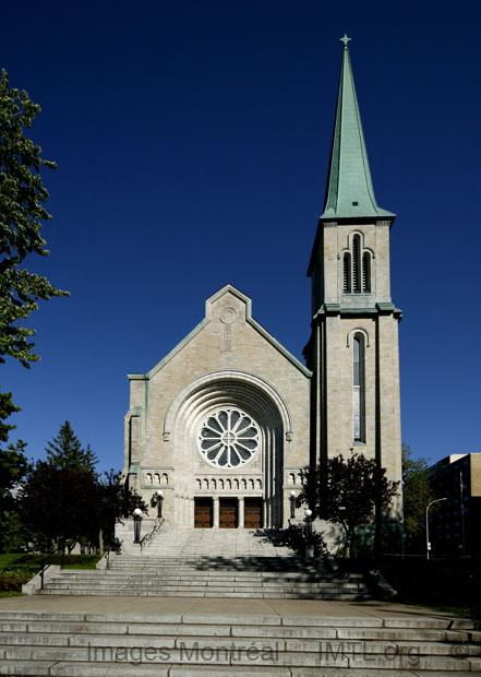 St Germain Church Montreal