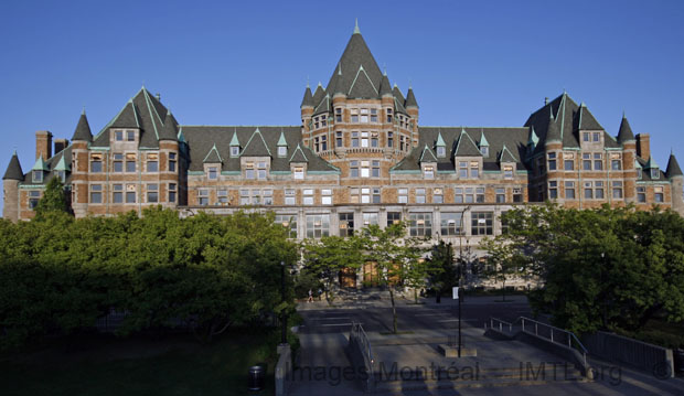 Montreal Train Station Hotel