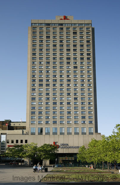 Hotel Dupuis Montreal