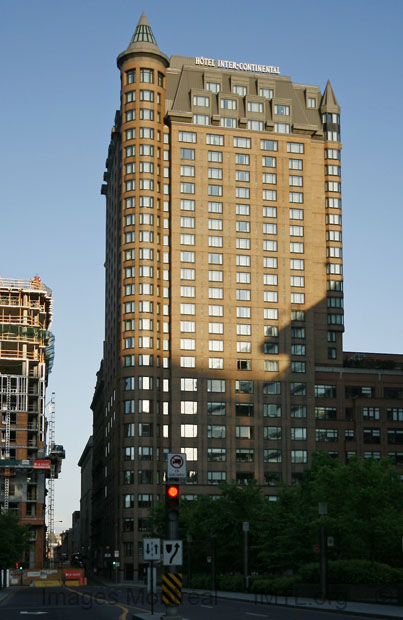 InterContinental Hotel, Montreal