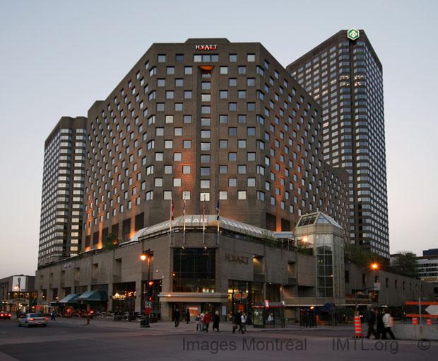 Hyatt regency montreal montreal for Hotel piscine montreal