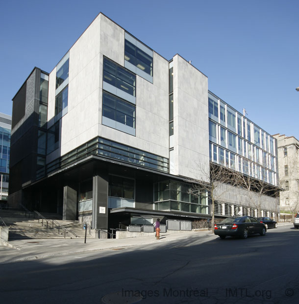 Lorne M. Trottier Building McGill