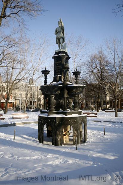 Jacques Cartier Monument