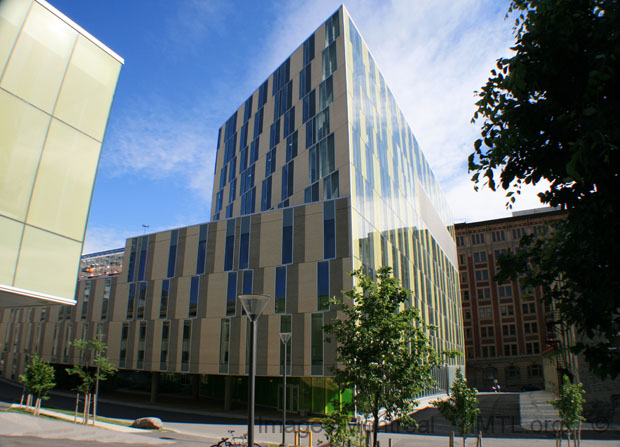 Biological Sciences Building | UQAM - Montreal