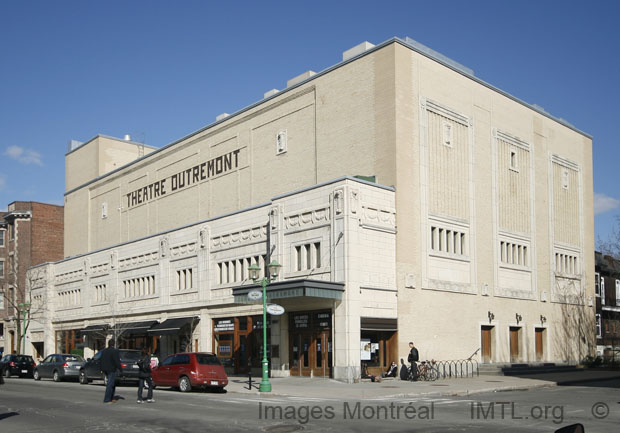 Th��tre Outremont