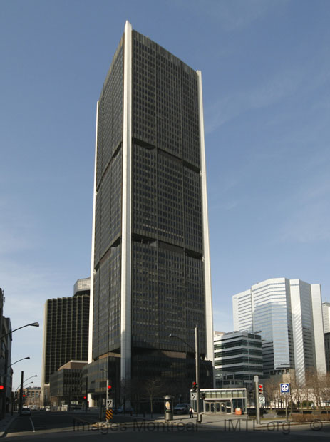 Montreal Stock Exchange Tower