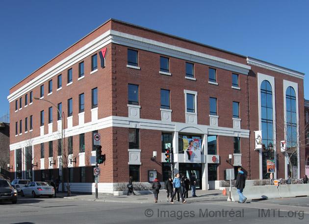 Ymca Parc Avenue Montreal