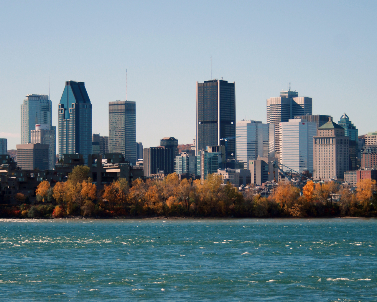 Wallpaper: Montreal
